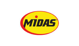 Bruce Lorie Voice Over Midas Logo